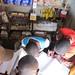 Stock Card training - Kalomo retailers (3 plus one wife)