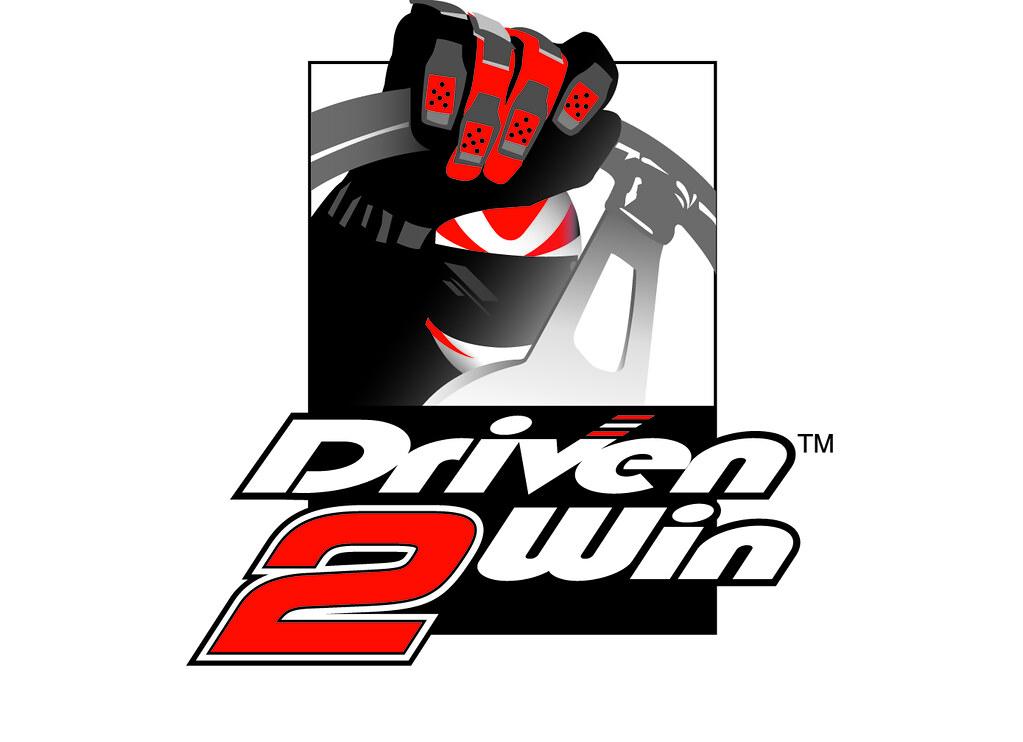 driven2win logos drag racing school licensing nhra ihr flickr. Black Bedroom Furniture Sets. Home Design Ideas