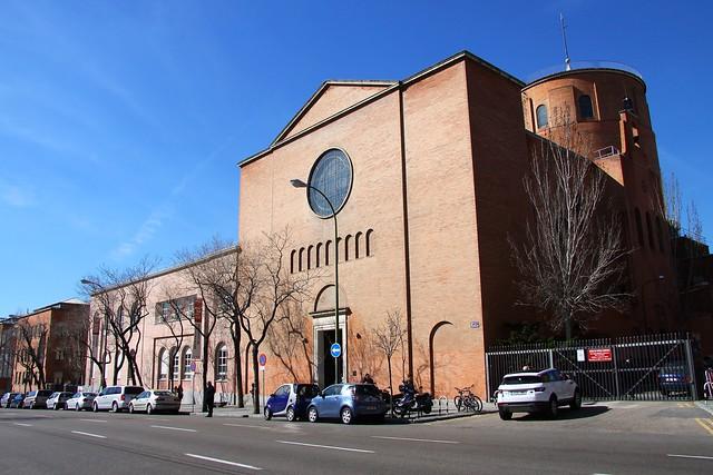 Iglesia del esp ritu santo calle serrano 125 madrid - Calle serrano 55 madrid ...