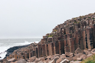 Basalt columns at Giant's Causeway | by Ashlae | oh, ladycakes