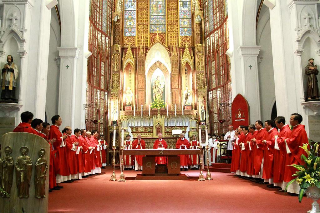 Lễ thánh Lô-ren-xô, Quan Thầy Đức Cha Phụ Tá Tổng Giáo phận Hà Nội