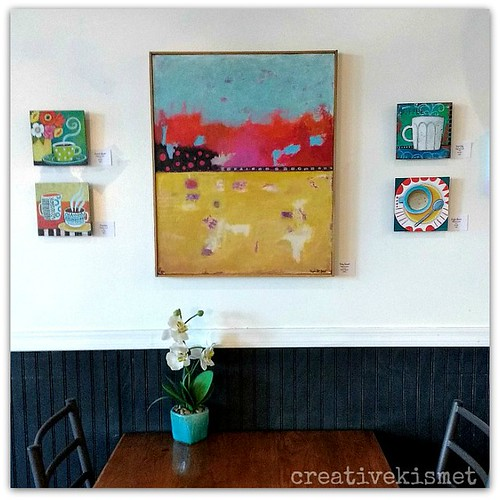 Creative Kismet at Tucson Coffee Roasters