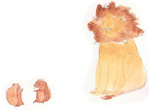 lionsandsquirrels | by Amy Farrier