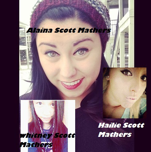 Alaina Scott Mathers ,...