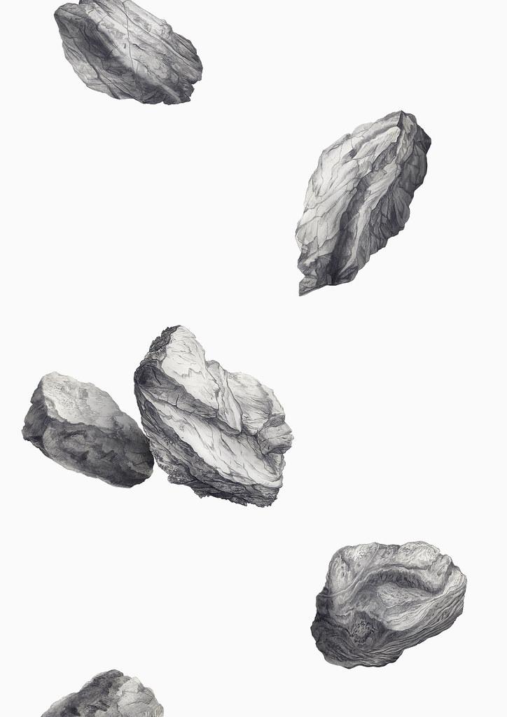 Light as a Rock   © Eika. Pencil drawing.   Eibatova ...