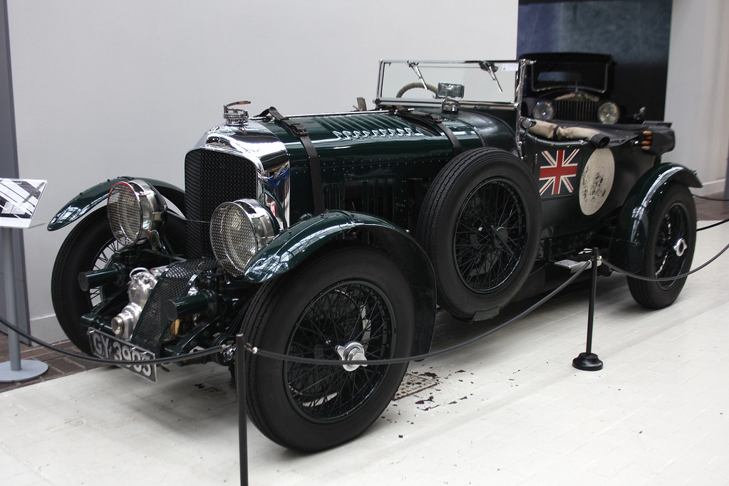 1930 Bentley 4 1 2 Litre Supercharged Gy3905 National Mot