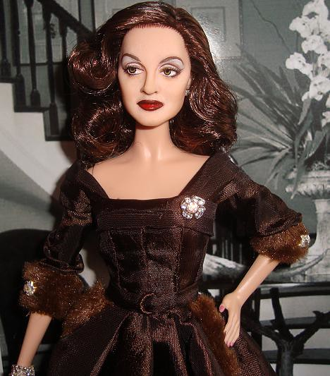 Bette Davis Doll On Ebay Tonight So I Am A