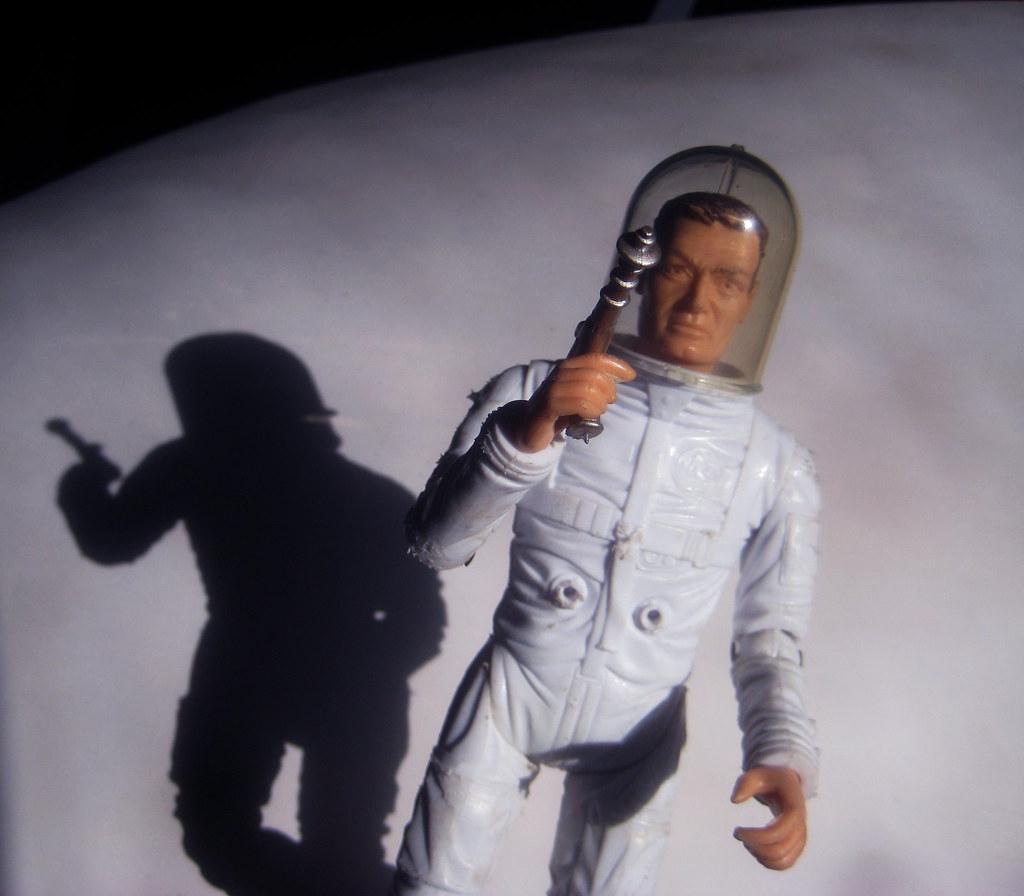 apollo astronauts 1960 s marx plastic figures - photo #46