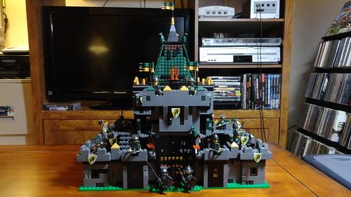 Lego Castle Dragon Knights Lego Dragon Knight Castle