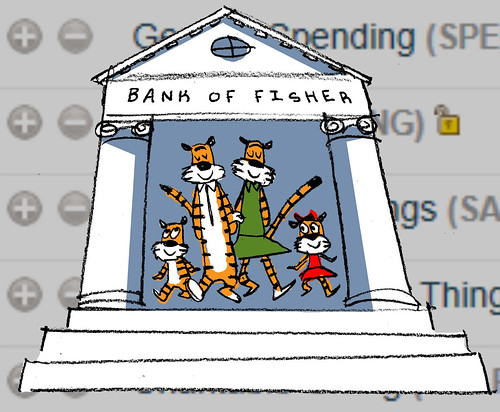 The Bank of Fisher on FamZoo | by FamZoo