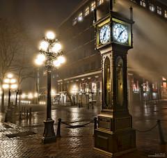 The Gastown Steam Clock