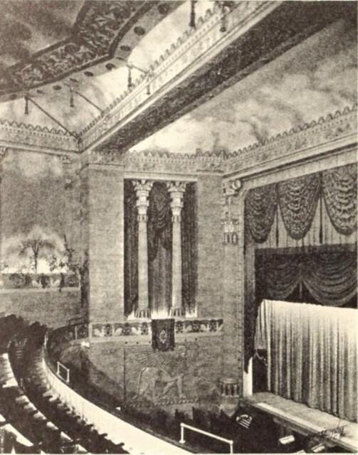 Missouri Theatre St Joseph Mo Auditorium Flickr