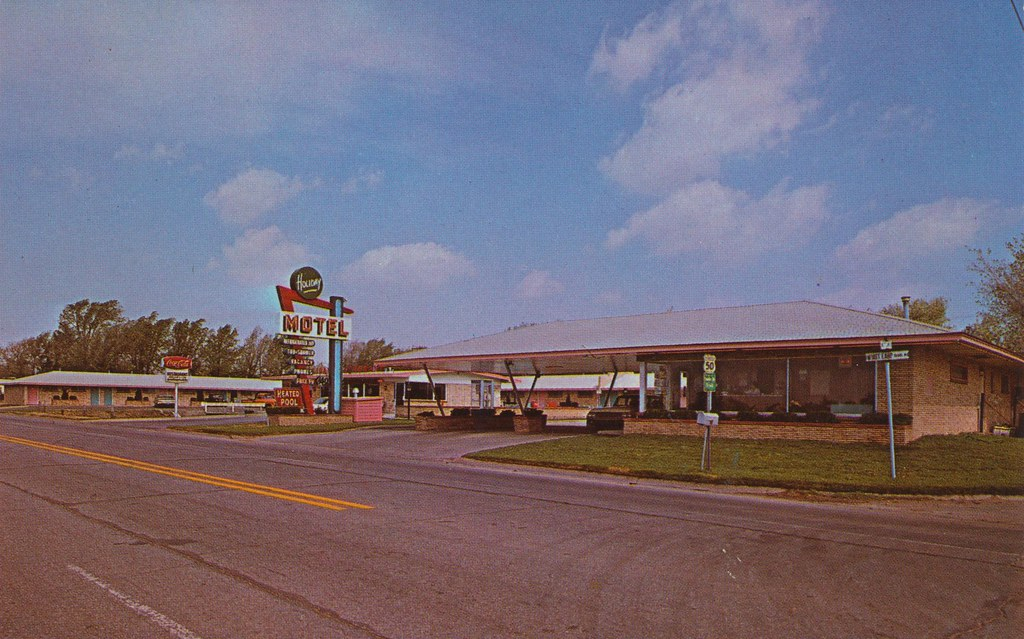Holiday Motel & Restaurant - Dodge City, Kansas