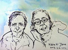 Kate & Jane by Heanu Kang