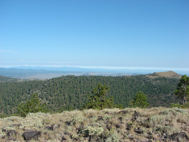 View from Pine Mountain