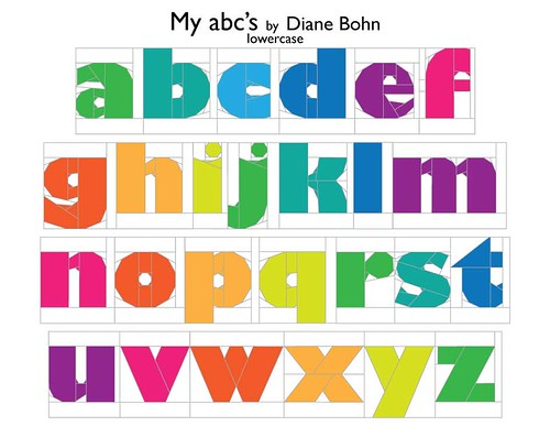 My-abc's | by Diane {from blank pages...}