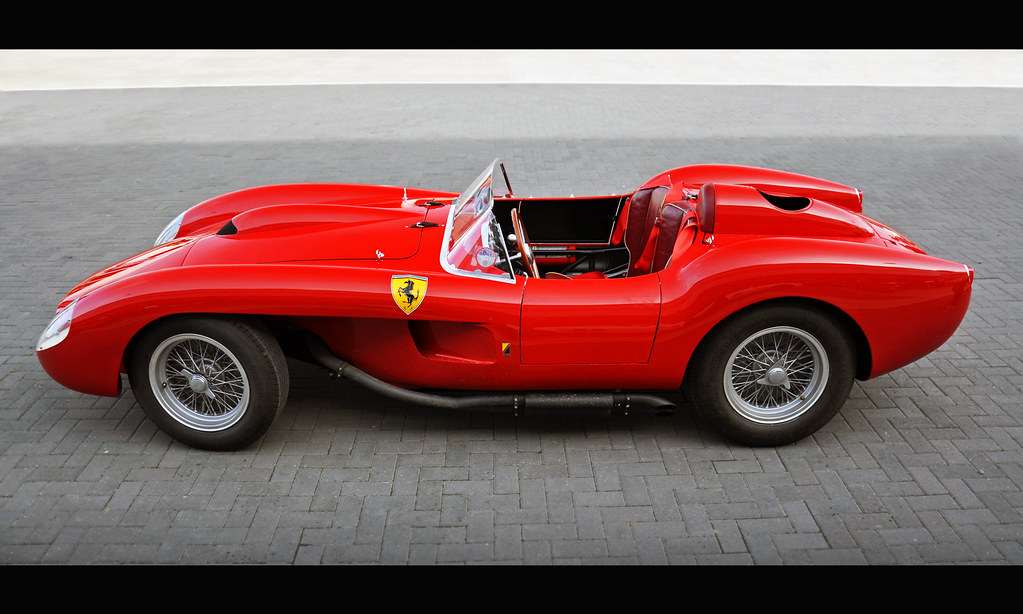 1957 Type Ferrari 250 Testa Rossa Pt3 2012 Silverstone