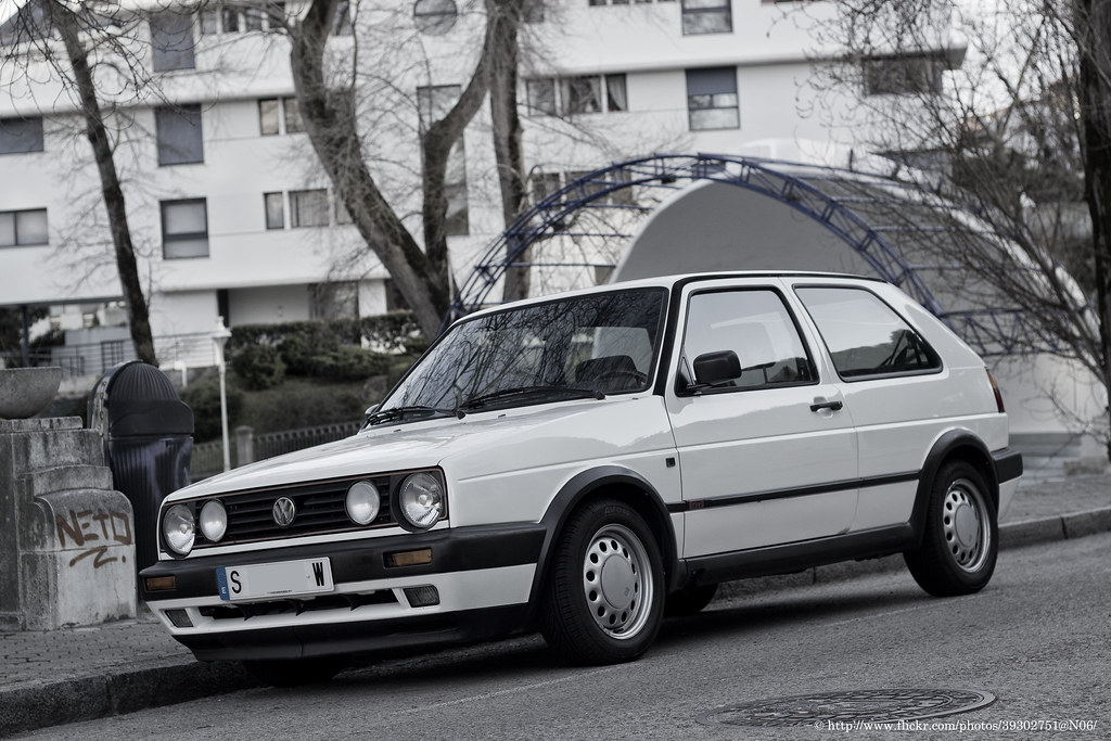 volkswagen golf gti      gtis ive flickr