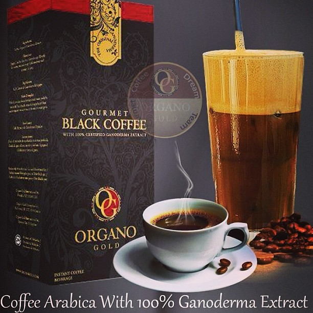 how to sell organo gold coffee