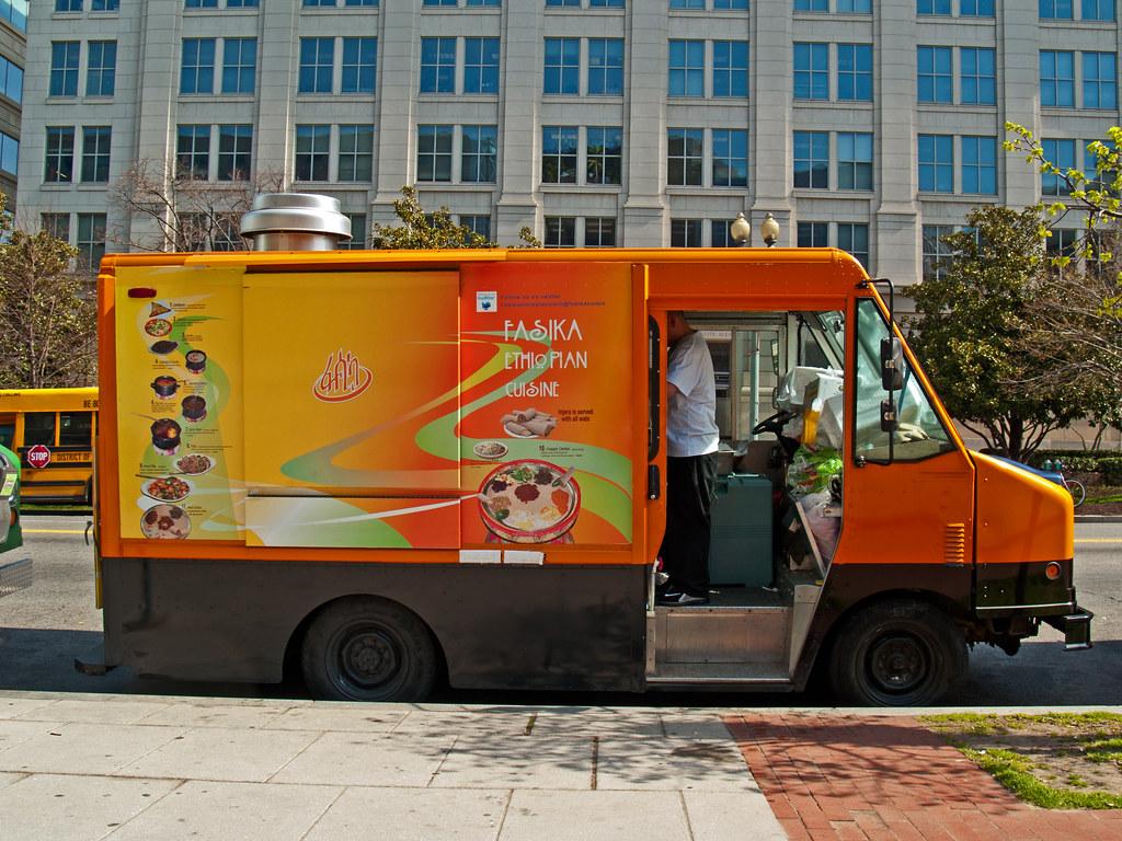 Fasika Food Truck