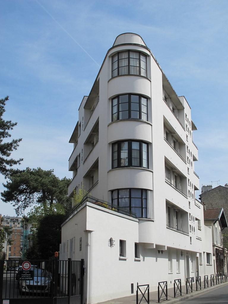 Immeuble de rapport dit villa ternisien 1927 1932 demeu flickr - La villa berkel par paul de ruiter ...