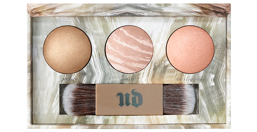 Urban Decay Naked Illuminating Trio for Holiday 2016