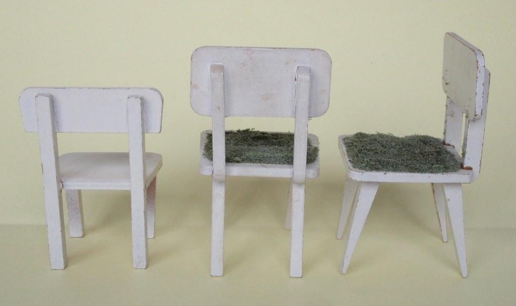 1950er crailsheimer k chenst hle aus holz on the left crai flickr. Black Bedroom Furniture Sets. Home Design Ideas