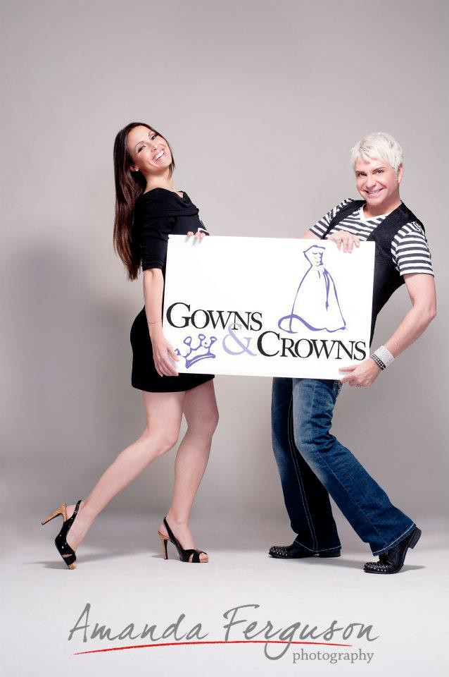 Promotional for Gowns and Crowns | Cyrus Frakes | Flickr