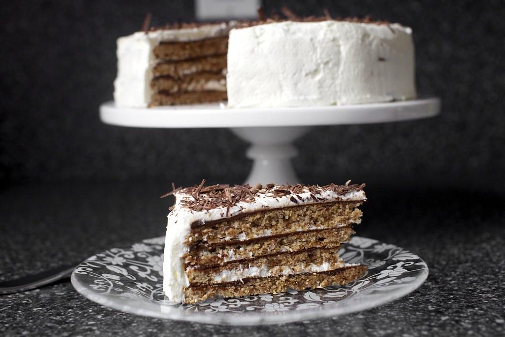 Chocolate And Hazelnut Cake Mary Berry