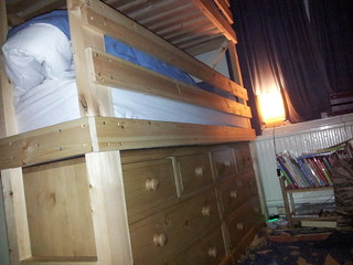 White Bunk Beds With Trundle And Storage