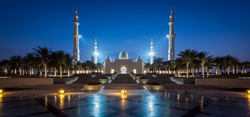 Sheikh Zayed Grand Mosque | by Michael Cavén