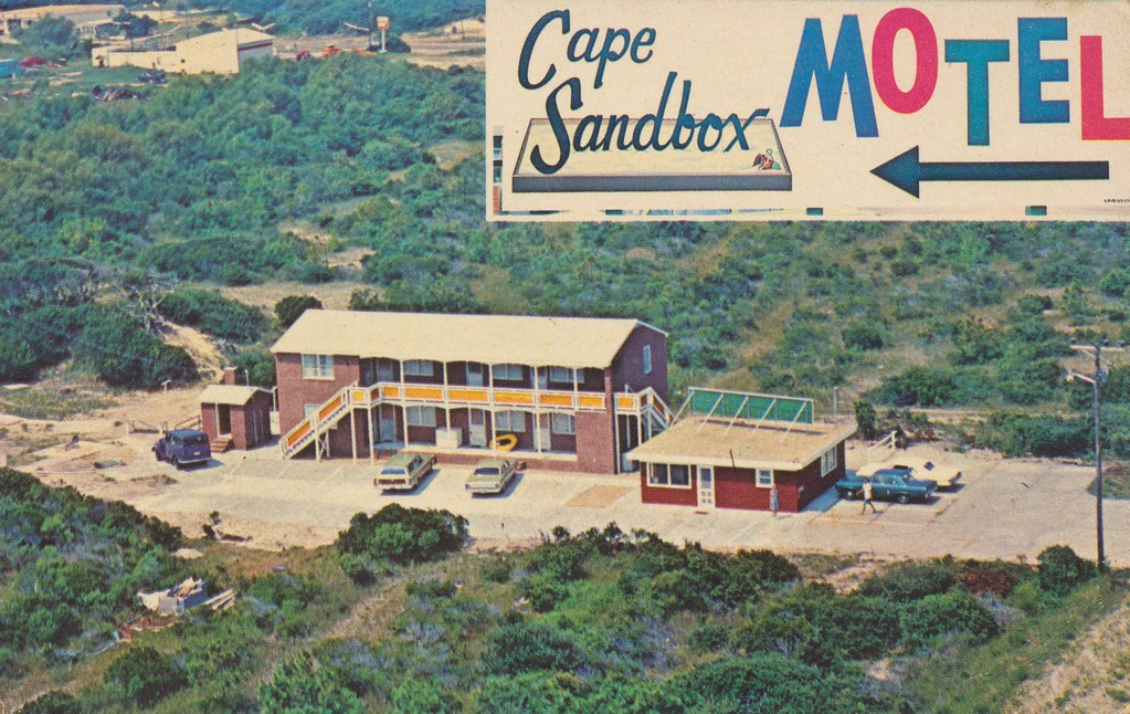 Cape Sandbox Motel - Buxton, North Carolina