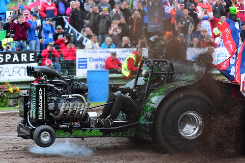 Eric Van Asslet, The Riddle, European Tractor Pulling Championship, Great Eccleston 2016