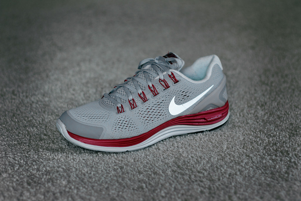 Nike Lunarglide  Mens Running Shoes Review