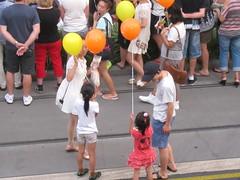 We had balloon envy