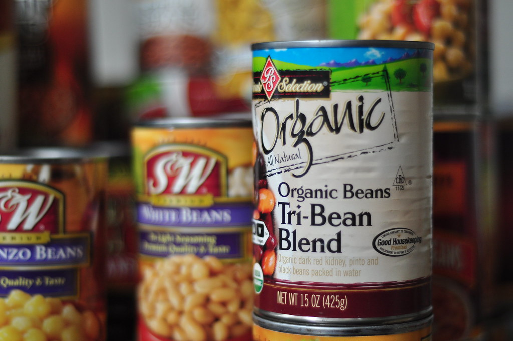 Healthy food pantry options Salvation Army USA West Flickr
