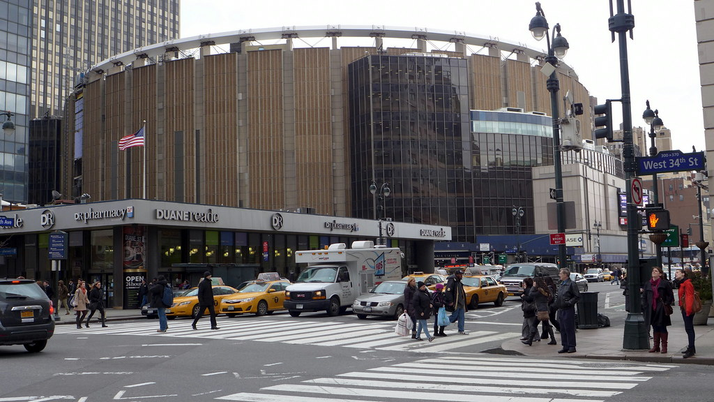 Madison Square Garden February 2013 A Snapshot Of The