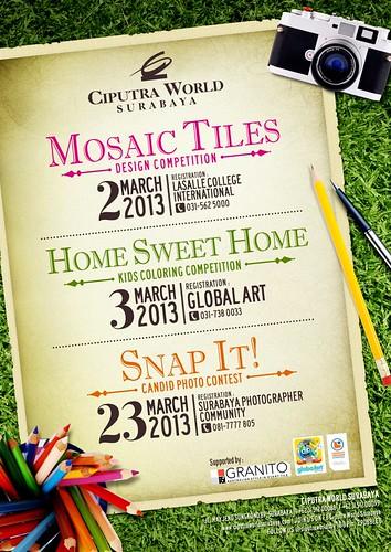 Lasalle college international surabaya fashion show inter for College lasalle design interieur