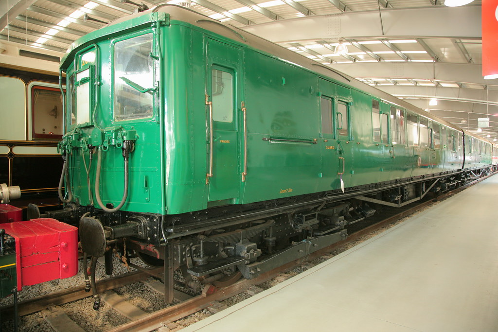 Sr Eastleigh English Electric 2 Bil Class 401 2 Ca