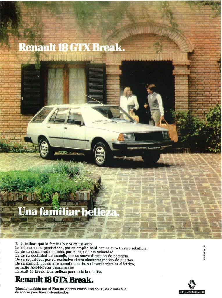 1987 renault 18 gtx break argentina michael flickr