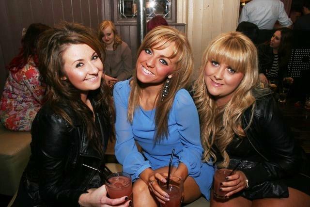 Three hotties