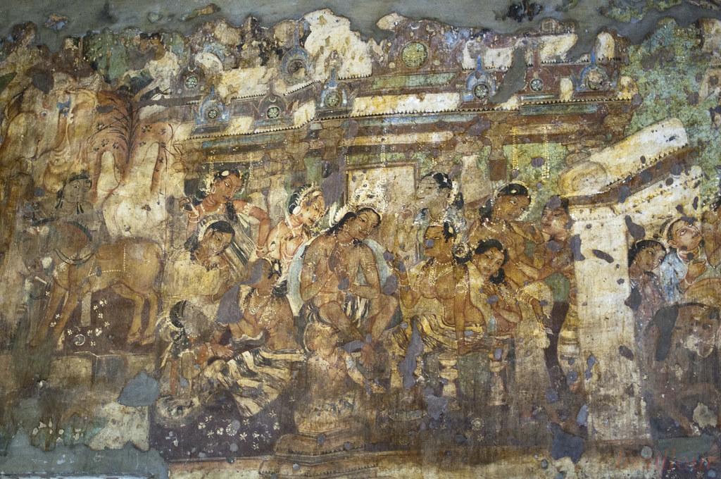 Grottes d'Ajanta caves   L'extraordinaire site d'Ajanta,patr…   Flickr