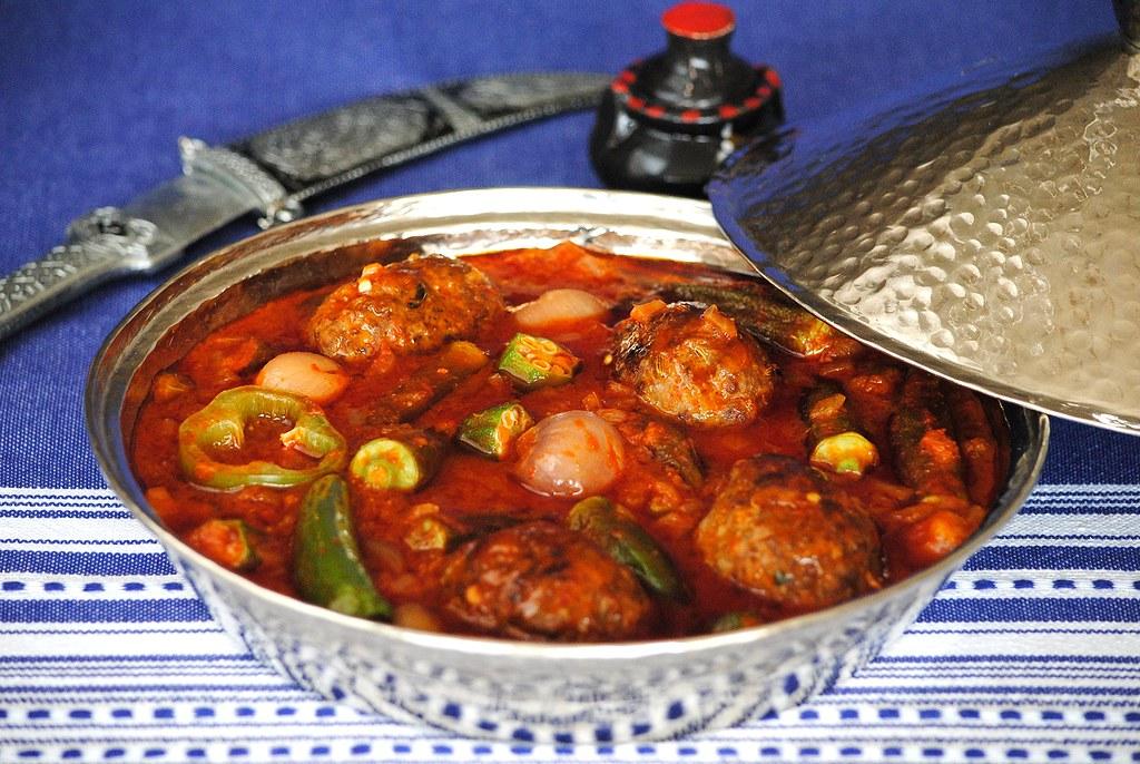 кухня туниса рецепты с фото