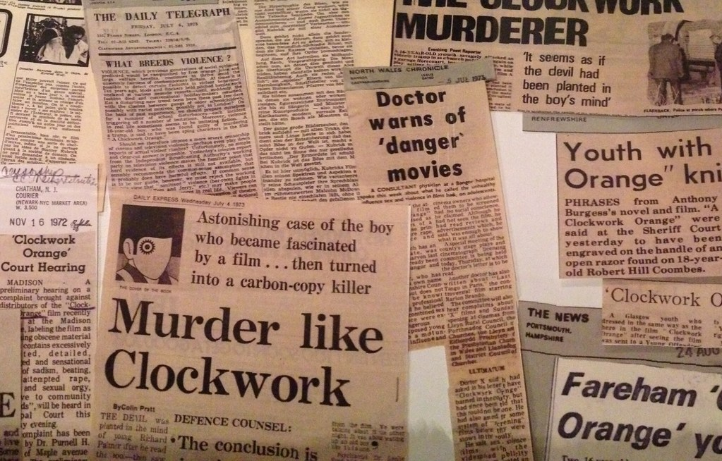 a clockwork orange headlines william beutler flickr
