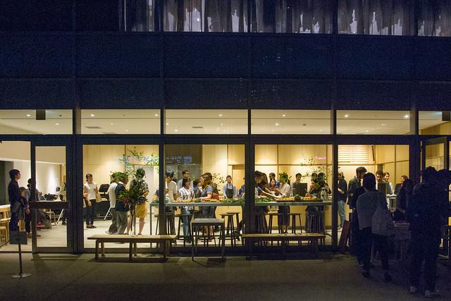 ブルーボトルコーヒー 六本木店 レセプションパーティー