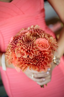 Foreign Cinema Wedding Bouquet | by Sweet Lauren Cakes