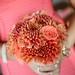 Foreign Cinema Wedding Bouquet
