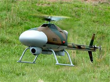 遠隔操縦観測システム | [構成] 無人機|統制装置 追随装置 簡易追随装置 発進装置 機体点検装置 機体運搬装置 ...