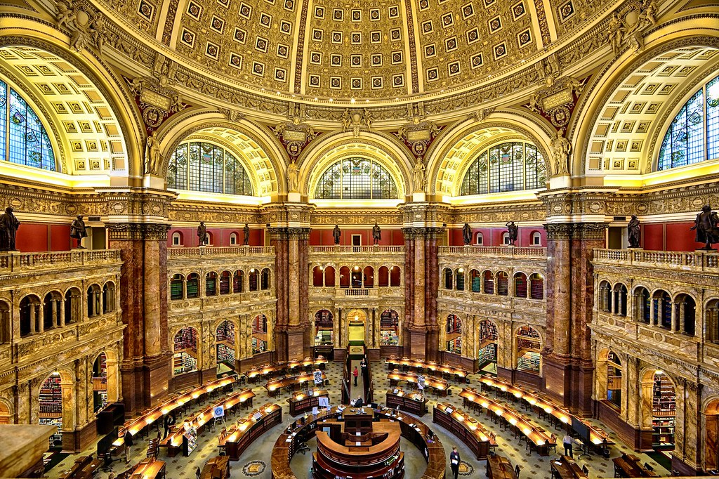 Dissertation library of congress