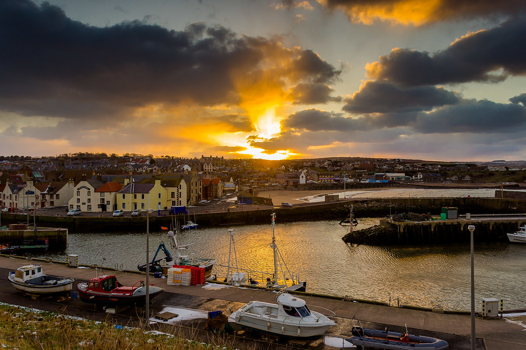 Eyemouth | Finally finding time to get out with the camera ...
